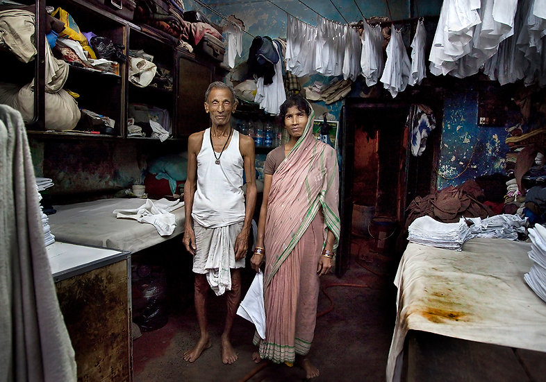 Mr & Mrs Patel's Laundry