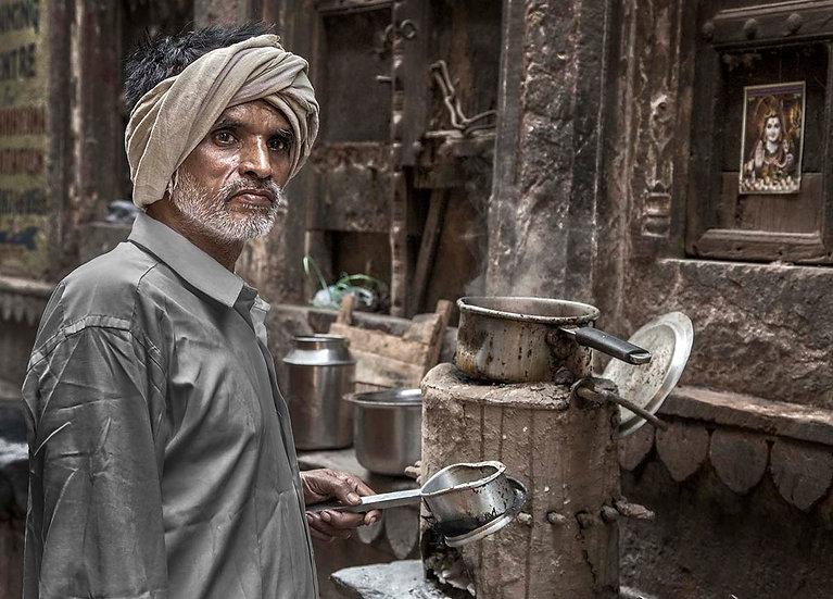 The Chai Maker
