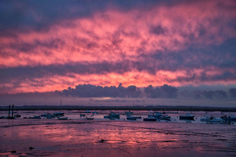 A Mersea sunset
