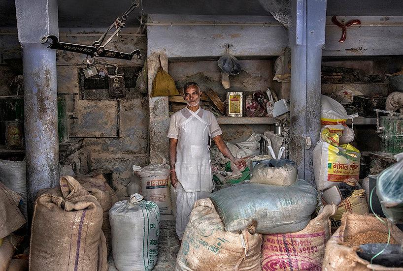 Storehouse Worker - Varanasi