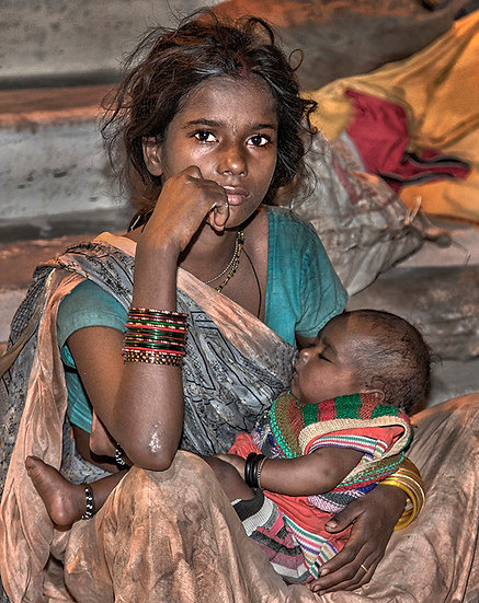 Homeless - Varanasi