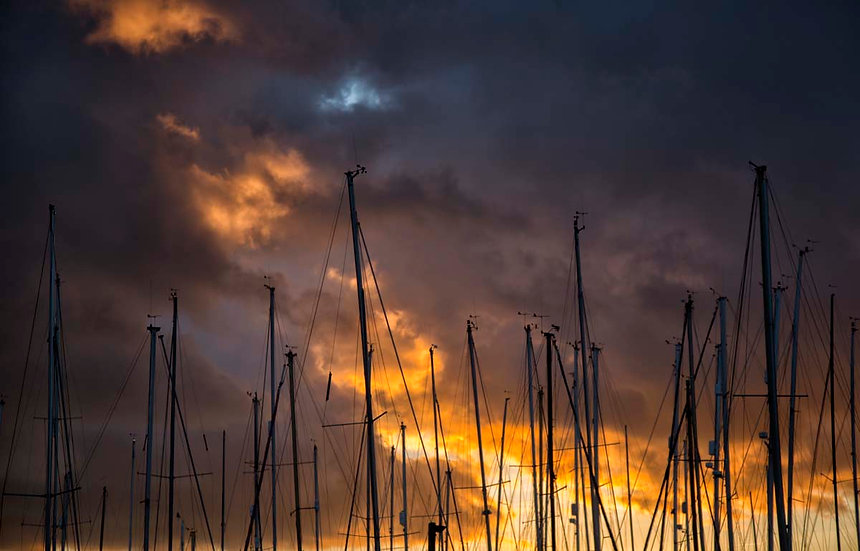 Mersea Masts