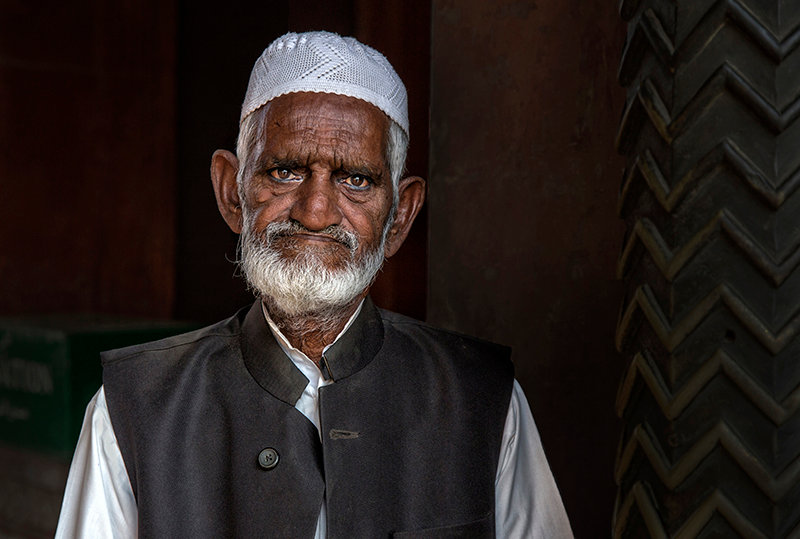 Mosque - Man