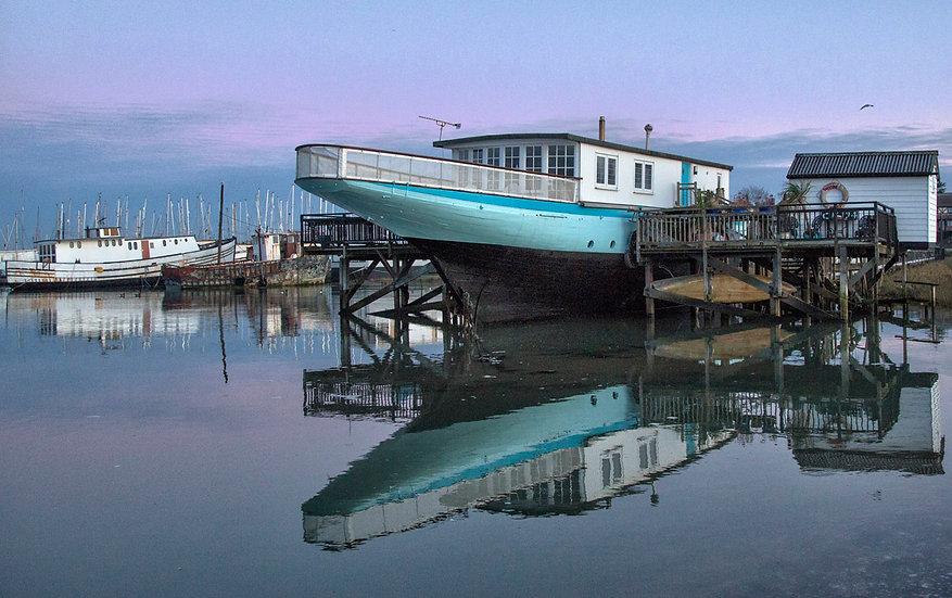 Houseboat L'Esperance