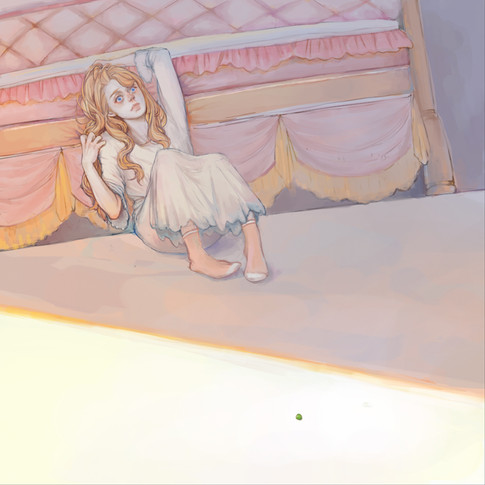 Princess and the Pea and Insomnia