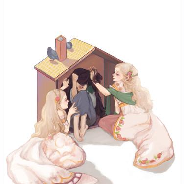 Cinderella's Doll House