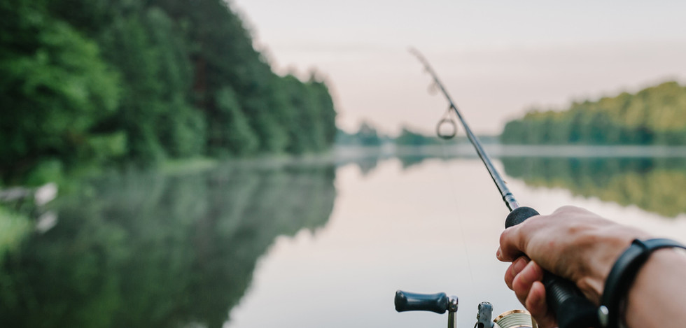 Fishing Sumter South Carolina