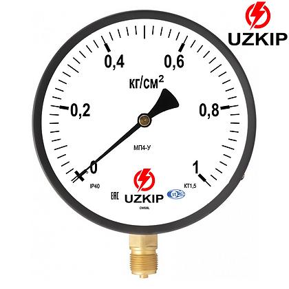 Манометр показывающий МП4-У 1 кг/см2