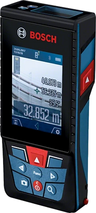 Лазерный дальномер GLM 120 C Professional
