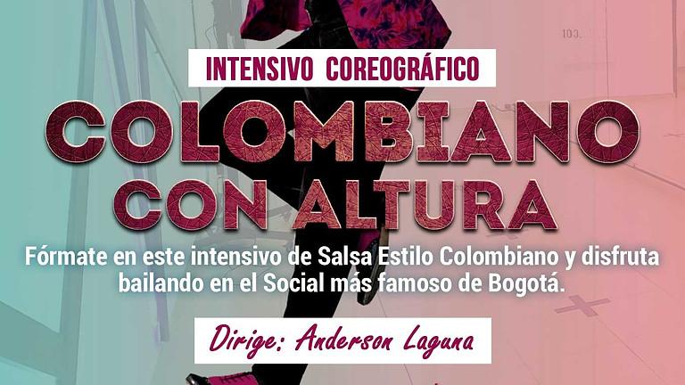Intensivo Coreográfico: Colombiano con Altura