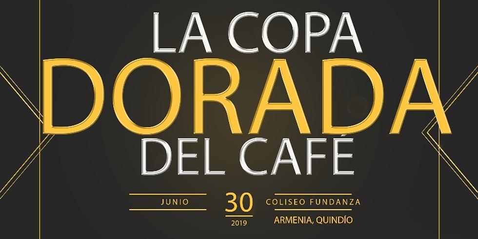 La Copa Dorada del Café