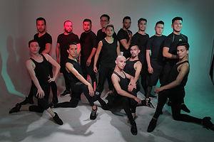 Same Gender Dance Show