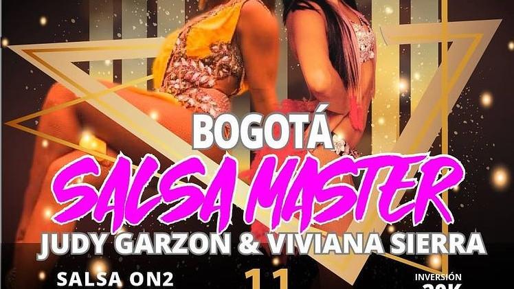 Bogotá Salsa Master - Judy Garzón & Viviana Sierra