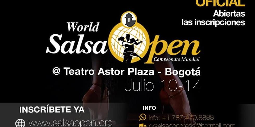 World Salsa Open - Bogotá 2019