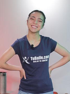 Instructora de Danza contemporánea y Ballet.