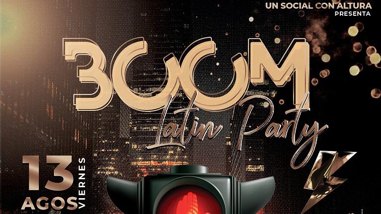 BOOM Latin Party by Social con Altura