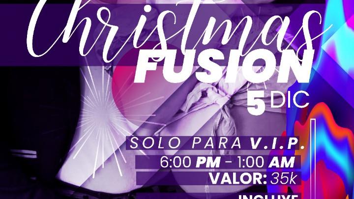 Agotado: Christmas Fusion - Baile Social