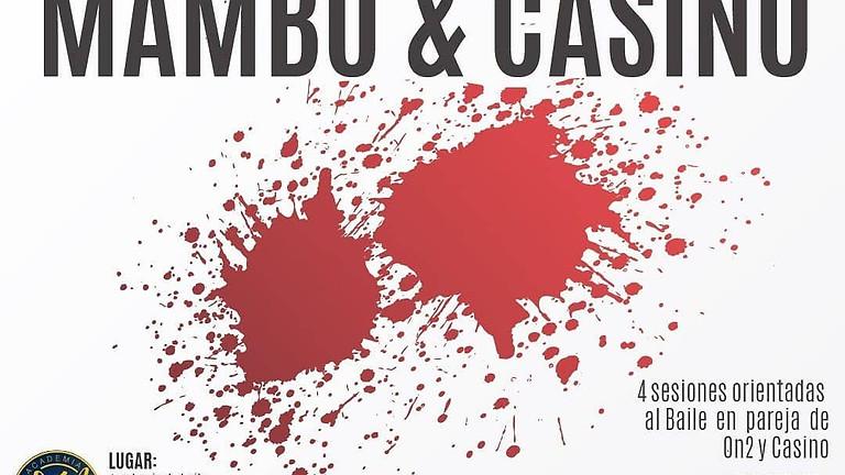 Taller Intensivo de Mambo y Casino