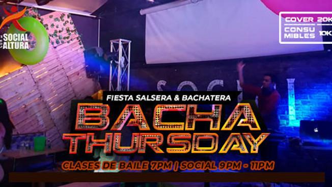 Bachathusday - Agosto 19