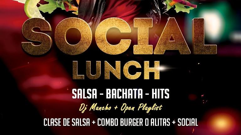 Social Lunch by Un Social con Altura