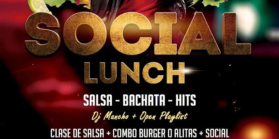 Social Lunch by Un Social con Altura Vol. 2