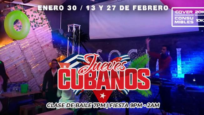 Jueves Cubanos