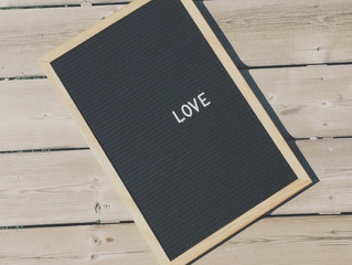 A Word About Love