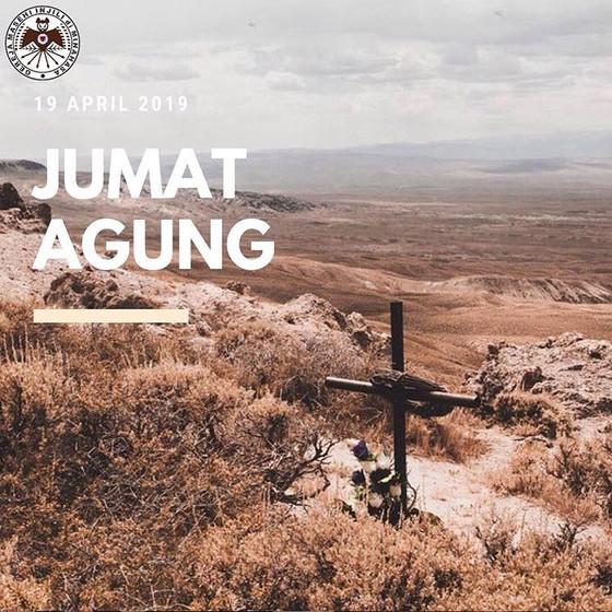 Ibadah Jumat Agung GMIM SION Jakarta Utara
