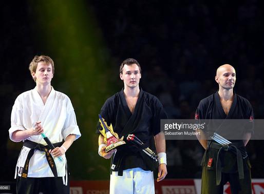 Tanguy Guinchard, Vainqueur à Bercy!