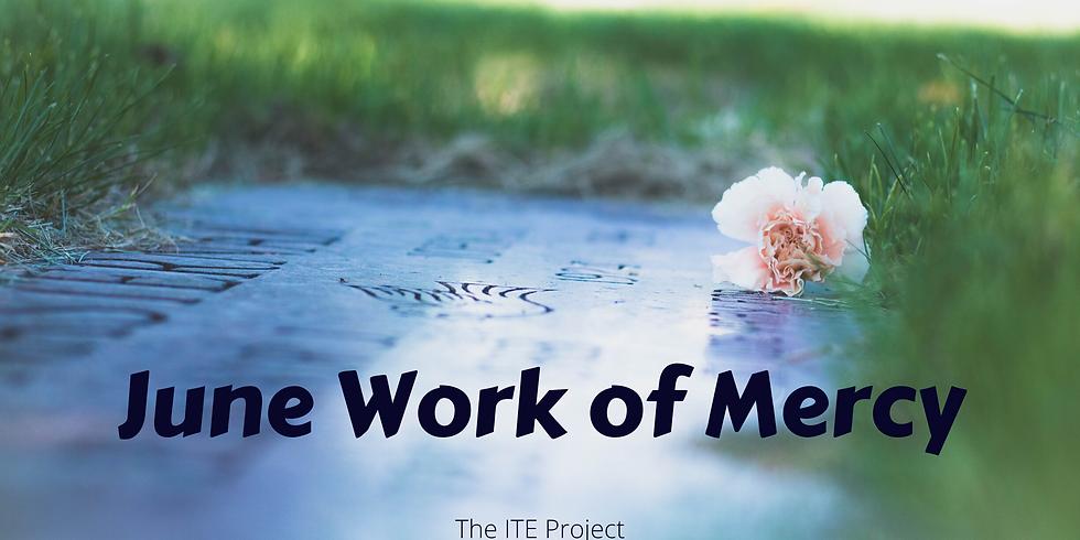 June Work of Mercy