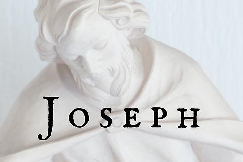 Joseph: An at-home retreat