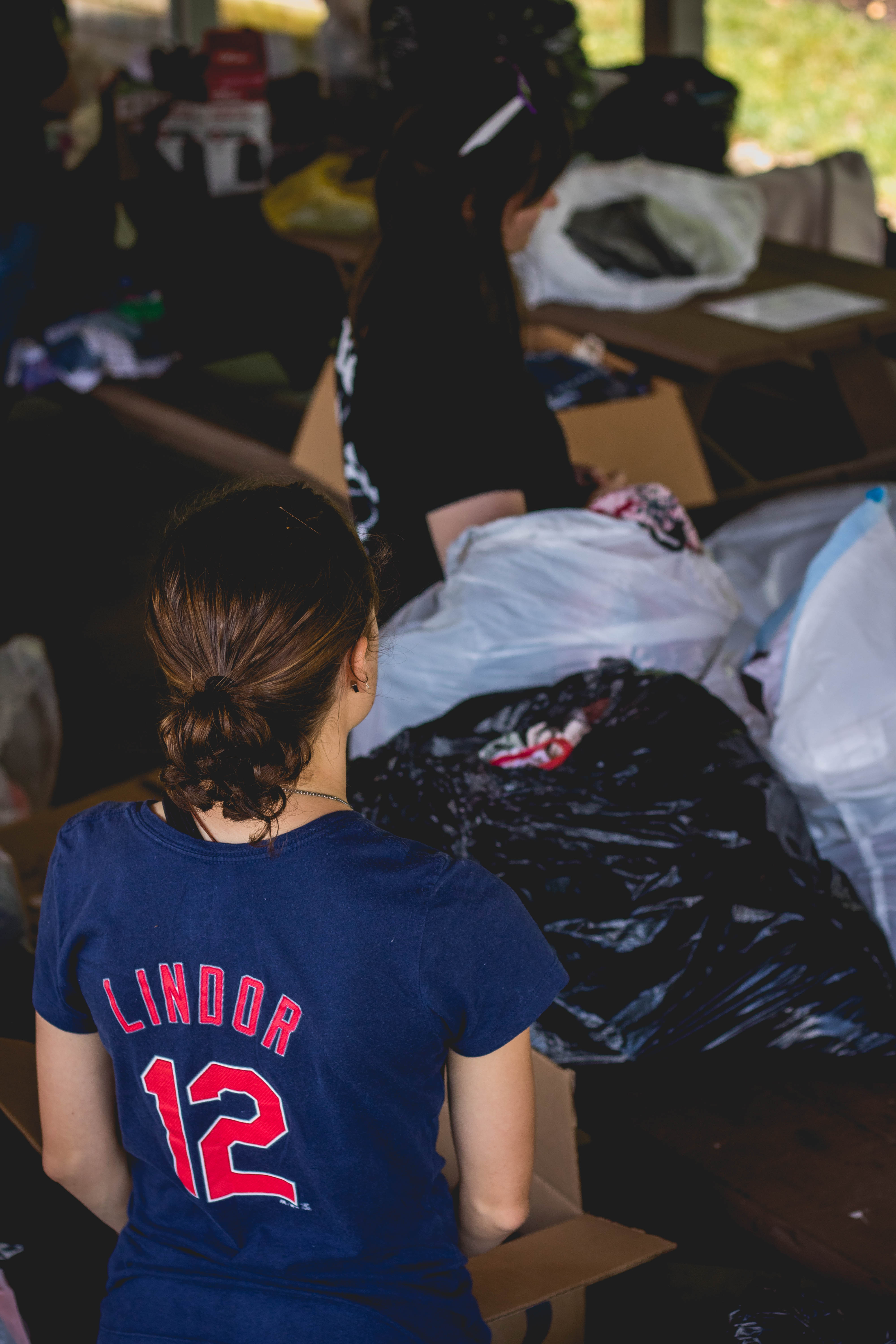 Clothing Drive 2018