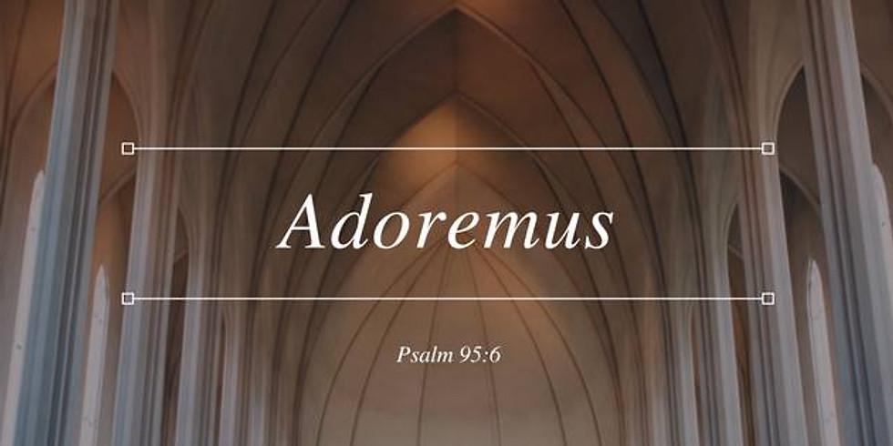 Adoremus at St. Paul's