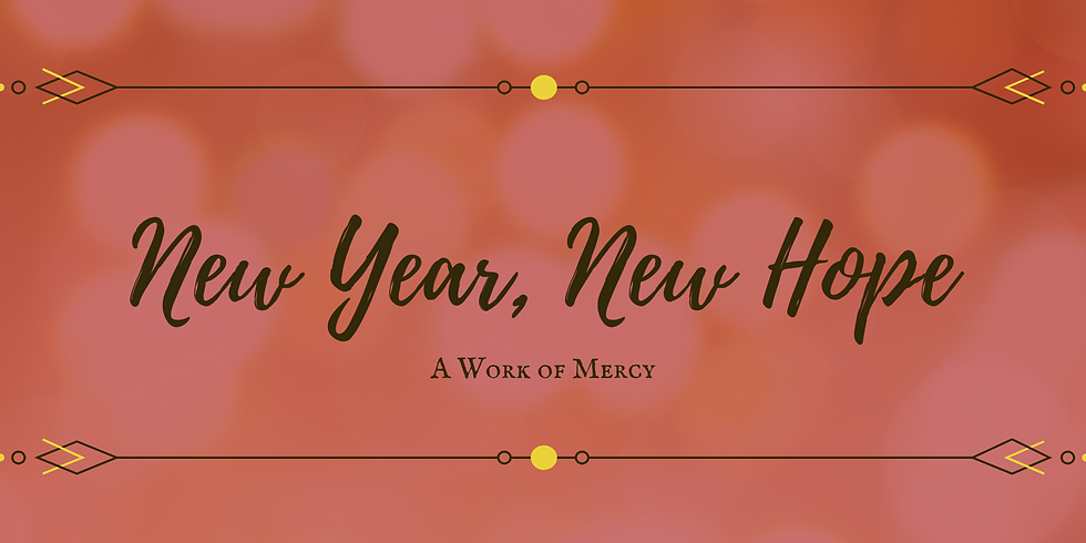 New Year, New Hope