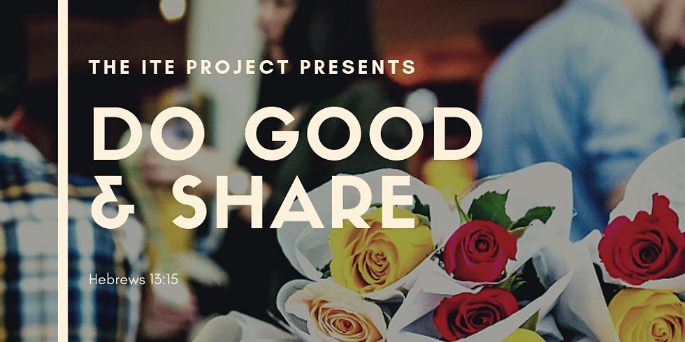 Do Good & Share
