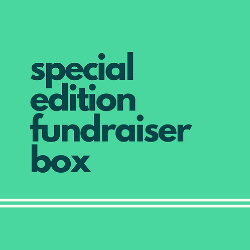 Special Edition Fundraiser Box