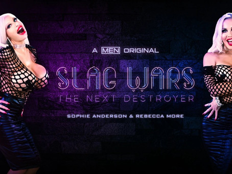 Slag Wars with Topher Cusamano