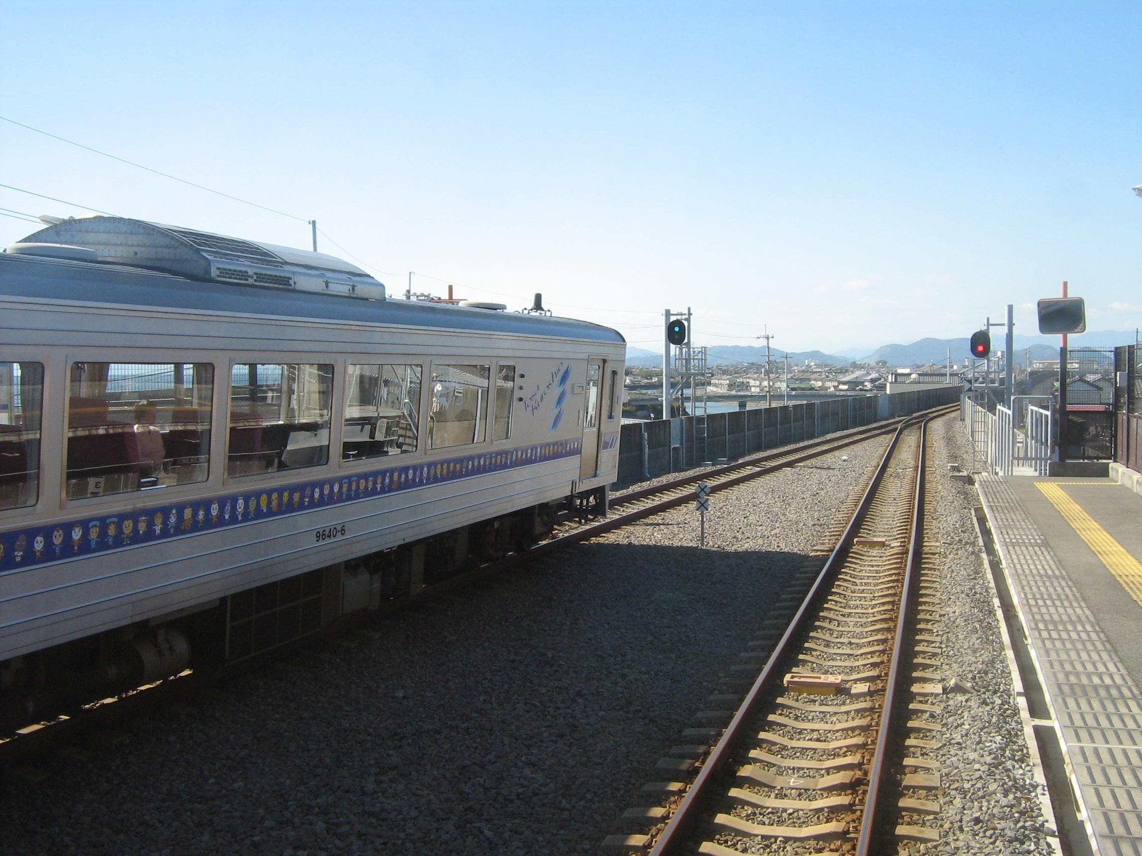 Do you have a RailPass?