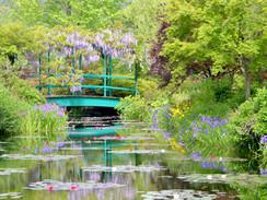 北川村モネの庭マルモッタン