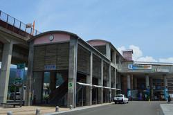 奈半利駅 Nahari station