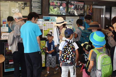 列車乗り方教室&鉄道お仕事体験
