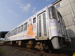 Shimanto city train