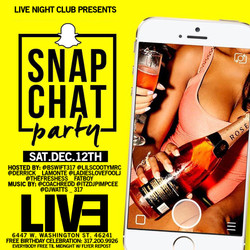 snapchat-party