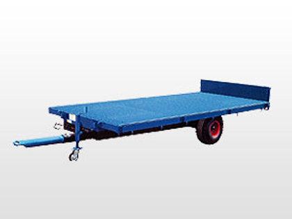 農業機械用トレーラー コンバインカー TE-116S クローラ止メ付(ブレーキ付)