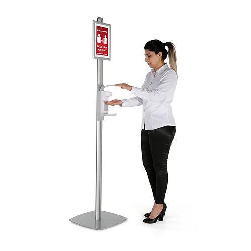 Ontsmettings dispenser