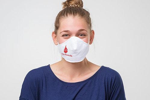 Branded mondmasker 180 x wasbaar