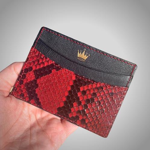 Milano Python Card Holder