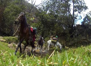 From Villa de Leyva to Tunja through heated canyons, thunderstorms and the capital of Boyacá