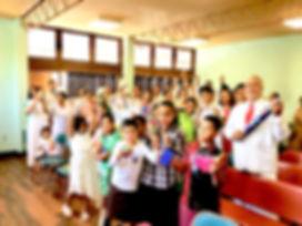1-Easter Bag Donation EFKS Moorebank Chu