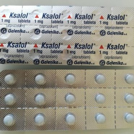 Xanax 1mg - (alprazolam)